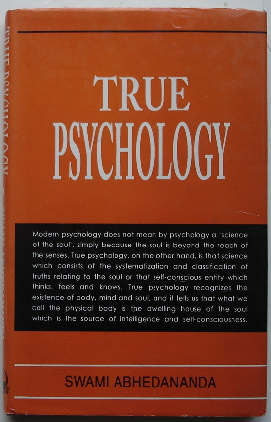 Image for True Psychology