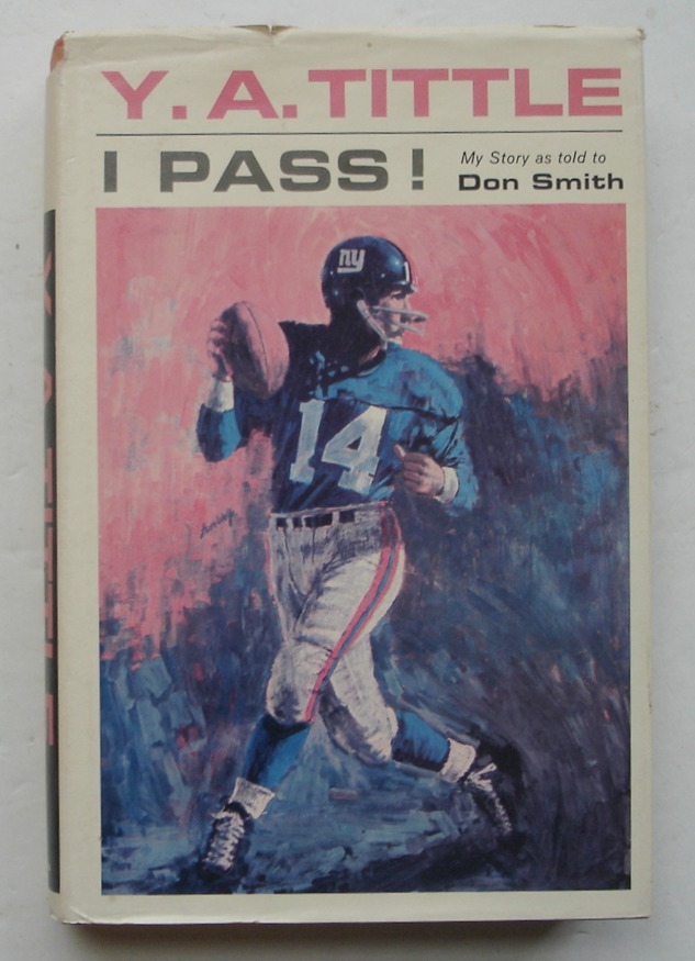 Image for I Pass!: My Story as told to Don Smith