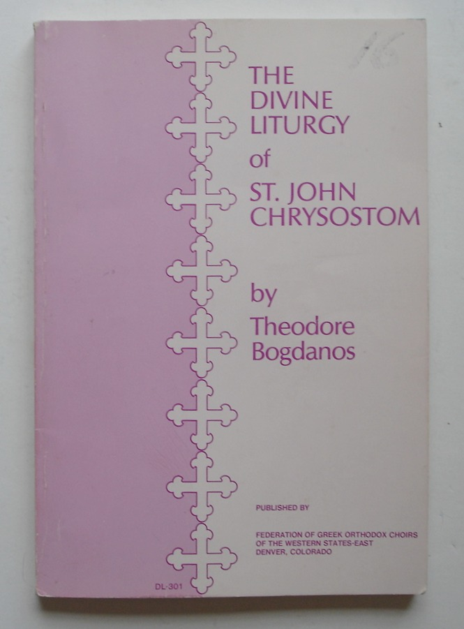 Image for The Divine Liturgy of St. John Chrysostom