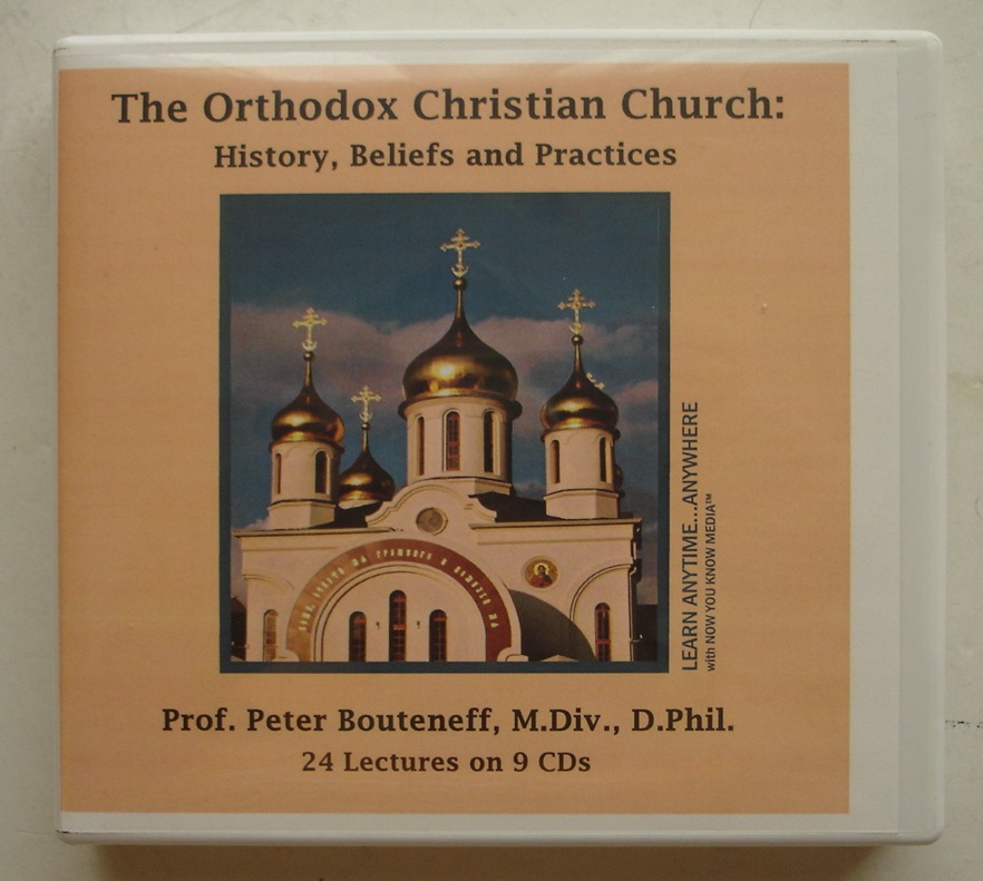 Image for The Orthodox Christian Church: History, Belief, and Practices
