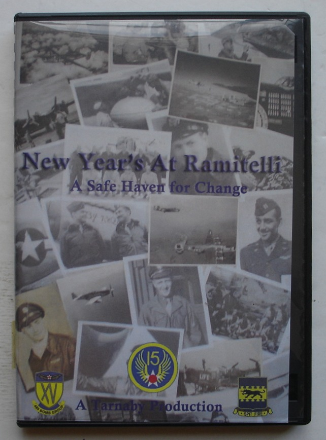 Image for New Year's at Ramitelli: A Safe Haven for Change