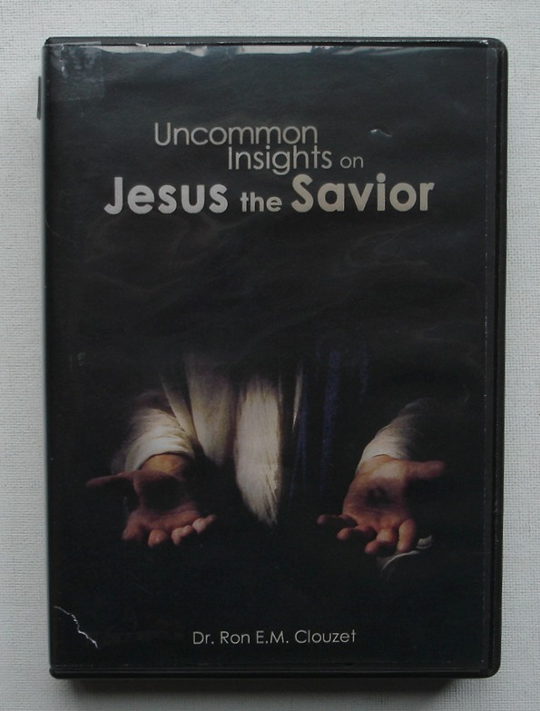 Image for Uncommon Insights into Jesus the Savior