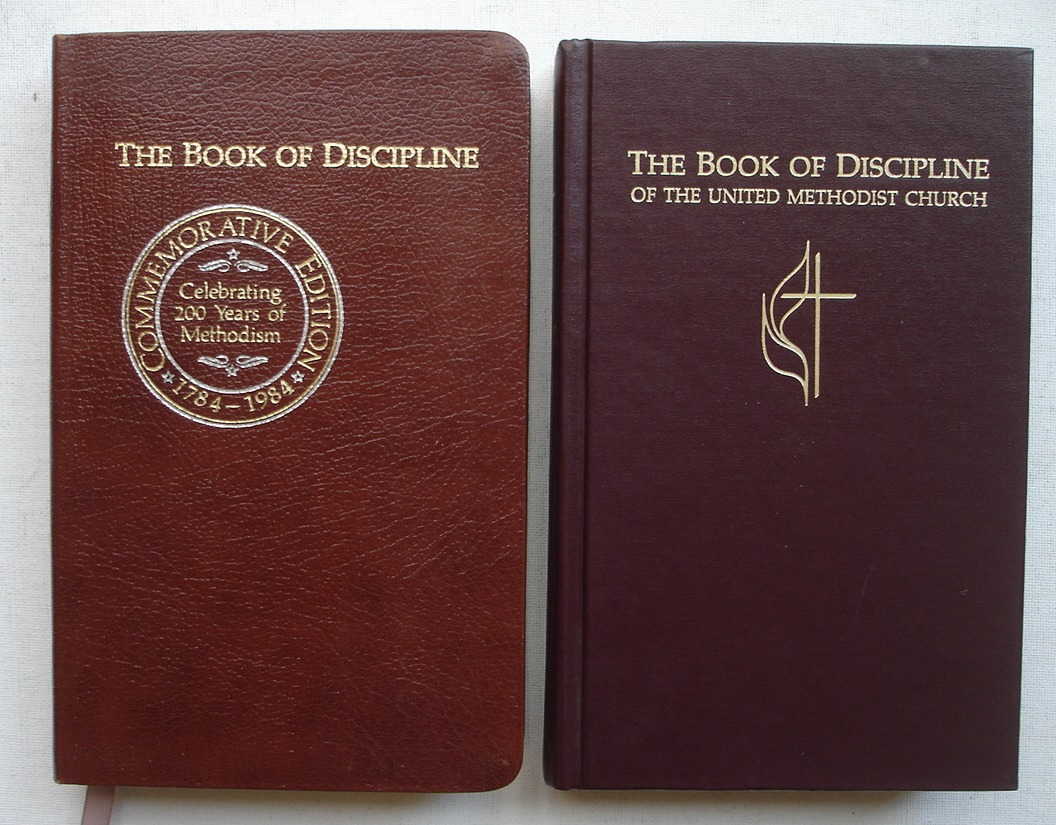 Image for The Book of Discipline of the United Methodist Church, 1984 & 1988 Editions