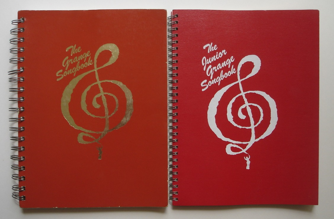Image for The Grange Songbook and the Junior Grange Songbook