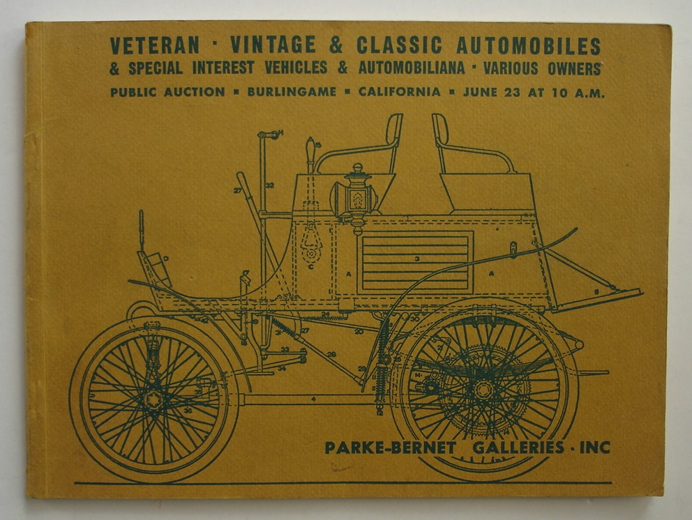 Image for Antique & Classic Automobiles & Special Interest Vehicles & Automobiliana
