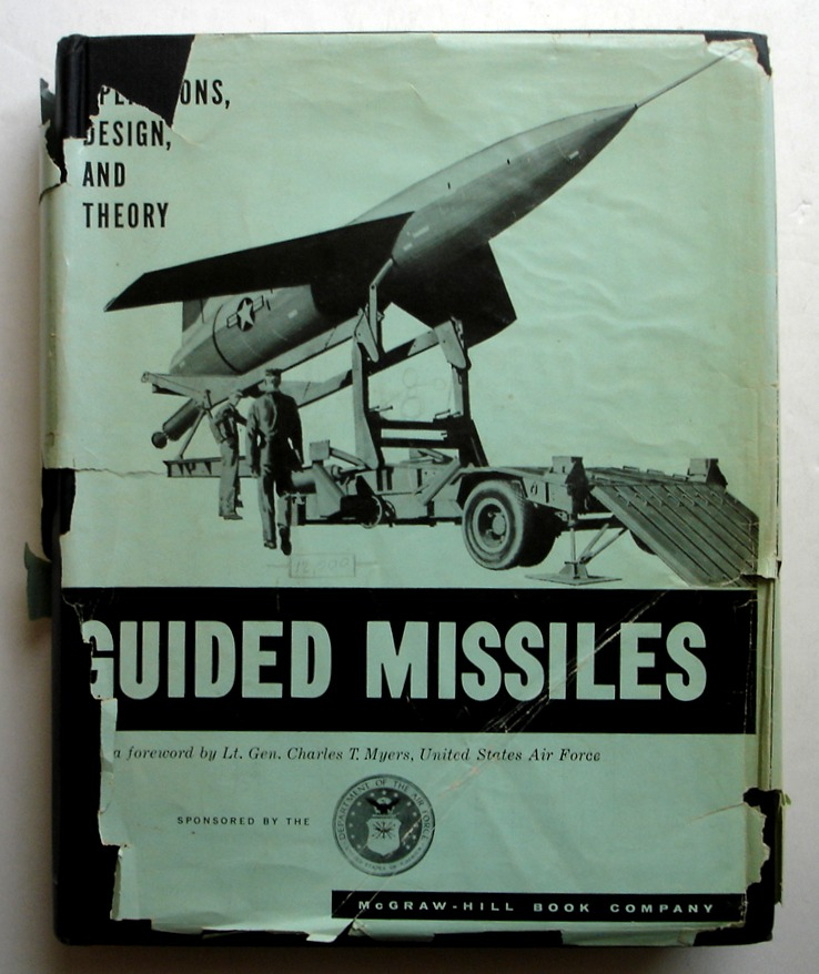 Image for Guided Missiles: Operations, Design and Theory