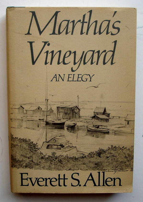 Image for Martha's Vineyard: An Elegy