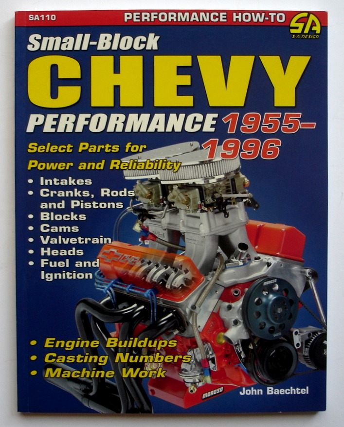Image for Small-Block Chevy Performance 1955-1996