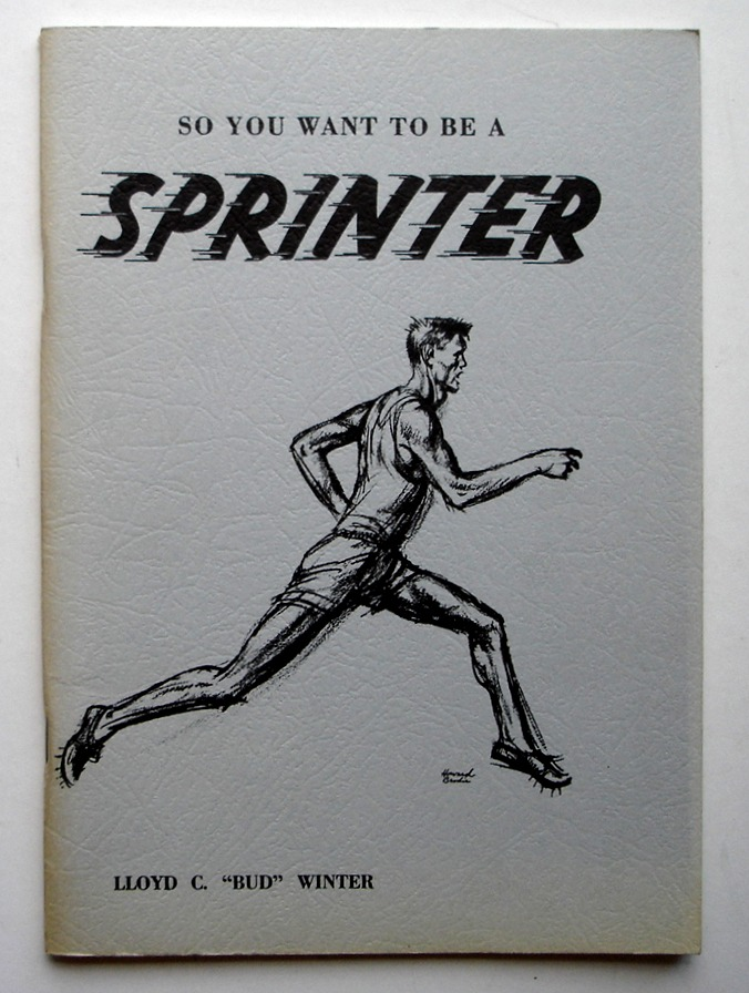 Image for So You Want to Be a Sprinter