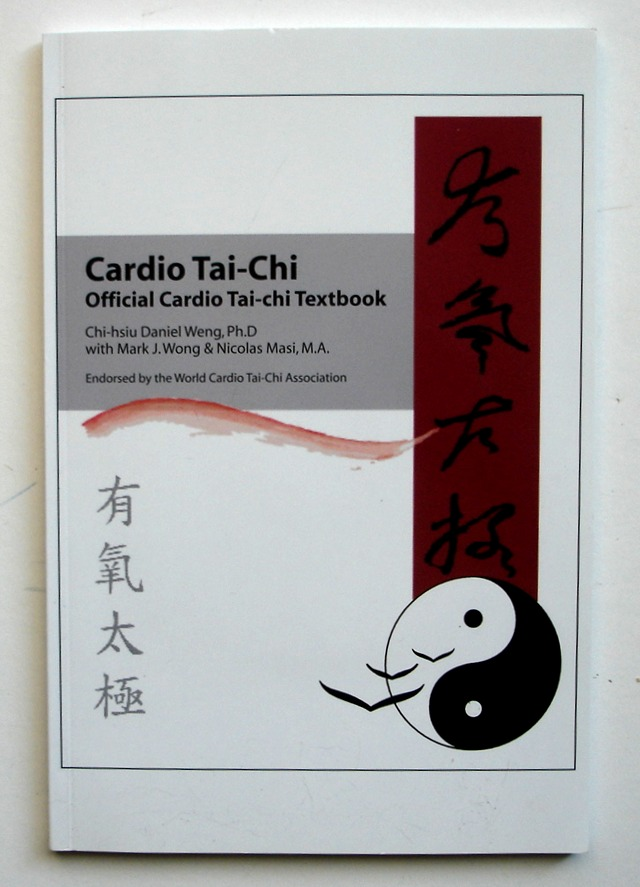 Image for Cardio Tai-Chi: The Official Cardio Tai-Chi Textbook
