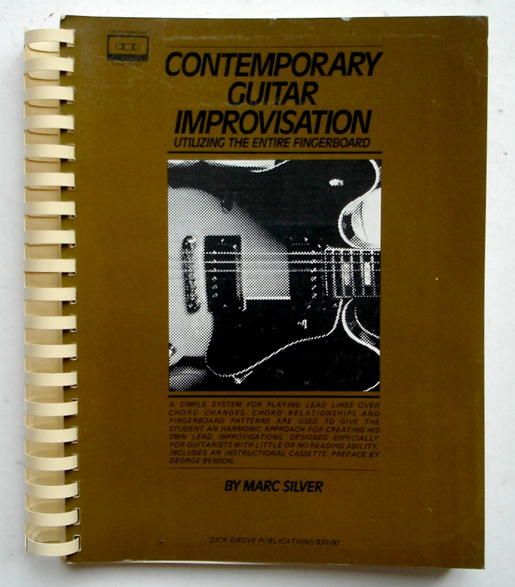 Image for Contemporary Guitar Improvisation: Utilizing the Entire Fingerboard