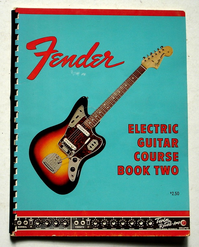 Image for Fender Electric Guitar Course, Book Two